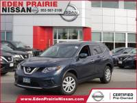 Certified Pre-Owned 2015 Nissan Rogue S AWD