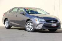 Certified 2016 Toyota Camry LE, CERTIFIED, BACKUP CAMERA, BLUETOOTH, 1 OWNER