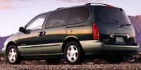 2000 NissanQuest 4dr Van GXE