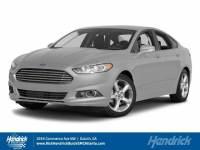 2015 Ford Fusion Titanium Sedan