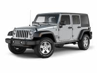 Pre-Owned 2017 Jeep Wrangler Unlimited Sport SUV in Jackson MS