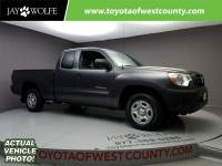 Certified Pre-Owned 2015 TOYOTA Tacoma STD Rear Wheel Drive Access Cab