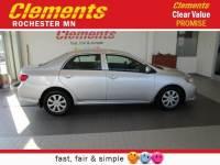2009 Toyota Corolla Auto LE FWD
