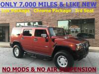 Used 2003 HUMMER H2 Lux Pkg For Sale | West Chester PA