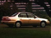 1996 Toyota Corolla DX Sedan - Used Car Dealer Near Knoxville, Johnson City, Kingsport & Bristol TN