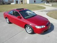 1999 Honda Accord EX V6 2dr Coupe