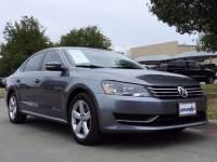 2013 Volkswagen Passat 2.5L SE Sedan Front-wheel Drive in Irving, TX