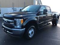 2017 Ford F-350 Super Duty 4x4 XLT 4dr Crew Cab 8 ft. LB DRW Pickup