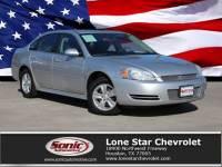2012 Chevrolet Impala LS Fleet 4dr Sdn Sedan in Houston