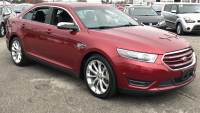 Certified Pre-Owned 2015 Ford Taurus Limited FWD Sedan