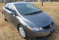 2010 Honda Civic LX 2dr Coupe 5A