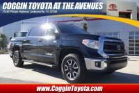 Certified 2014 Toyota Tundra 4x4 SR5 5.7L V8 FFV 26 Truck Crew Max 4x4 in Jacksonville FL