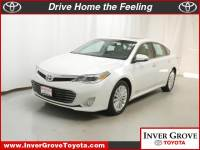 Used 2014 Toyota Avalon Hybrid XLE Touring For Sale in MN