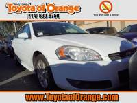 2010 Chevrolet Impala LT Sedan Front-wheel Drive
