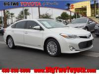 Used 2014 Toyota Avalon Hybrid Limited Limited Sedan in Chandler, Serving the Phoenix Metro Area
