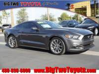 Used 2015 Ford Mustang GT Premium GT Premium Fastback in Chandler, Serving the Phoenix Metro Area