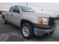 2007 GMC Sierra 1500 WT 2WD 143WB Extended Cab