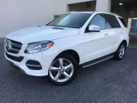 Certified Pre-Owned 2017 Mercedes-Benz GLE 350 SUV in Columbus, GA