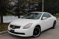 2008 Nissan Altima 3.5 SE 2dr Coupe CVT