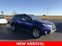 Used 2015 Toyota RAV4 XLE All Wheel Drive w/Entune Navigation, Bluetooth SUV in Plover, WI