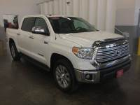 Certified Pre-Owned 2015 Toyota Tundra 4WD Truck LTD CrewMax 5.7L FFV V8 6-Spd AT LTD 4x4 in Hiawatha, IA