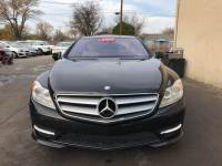 2012 Mercedes-Benz CL-Class AWD CL 550 4MATIC 2dr Coupe