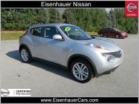 Used 2014 Nissan Juke S SUV Near Reading