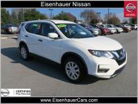 Used 2017 Nissan Rogue S SUV Near Reading