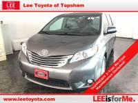 Toyota Certified 2017 Toyota Sienna XLE | Topsham, ME