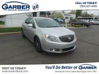 Certified Pre-Owned 2016 Buick Verano Sport Touring Group FWD Sedan