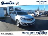 Certified Pre-Owned 2016 Chevrolet Traverse LTZ FWD SUV
