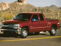1999 Chevrolet Silverado 2500 LT Truck Extended Cab V-8 cyl