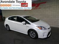 Certified Pre-Owned 2015 Toyota Prius Two Hatchback Front-wheel Drive in Avondale, AZ