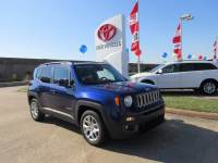 Used 2017 Jeep Renegade Latitude SUV FWD For Sale in Houston