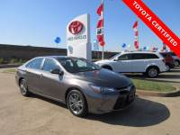 Certified 2017 Toyota Camry SE Sedan FWD For Sale