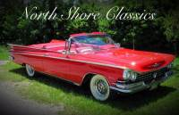 1959 Buick Invicta -CONVERTIBLE- TWO SPEED TWIN TURBINE DYNAFLOW AUTOMATIC-