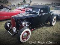 1932 Ford Roadster - 350 V8 / AUTOMATIC -