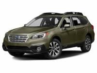 Used 2015 Subaru Outback 2.5i Premium Wagon in Utica, NY