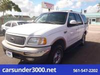 1999 Ford Expedition 4dr Eddie Bauer 4WD SUV