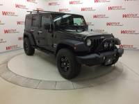 Used 2013 Jeep Wrangler Unlimited Sport SUV in Danbury, CT