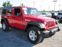 Certified Pre-Owned 2014 Jeep Wrangler Sport Sport Utility For Sale Saint Clair, Michigan