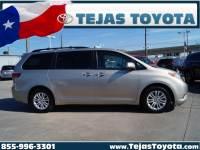 2015 Toyota Sienna XLE Van