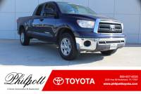 2010 Toyota Tundra Dbl 4.6L V8 6-Spd AT Natl Truck Double Cab in Nederland