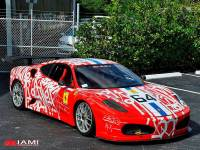 2007 Ferrari 430 Miami's Rarest Ferrari Painted by RETNA Artist Pro