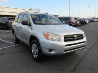 Used 2008 Toyota RAV4 FWD 4-cyl 4-Spd AT SUV Front-wheel Drive