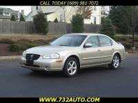 2001 Nissan Maxima SE 20th Anniversary 4dr Sedan