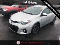 Pre-Owned 2014 Toyota Corolla S Sedan For Sale | Raleigh NC