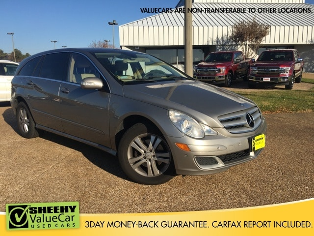 Photo Used 2006 Mercedes-Benz R-Class SUV V-8 cyl for sale in Richmond, VA