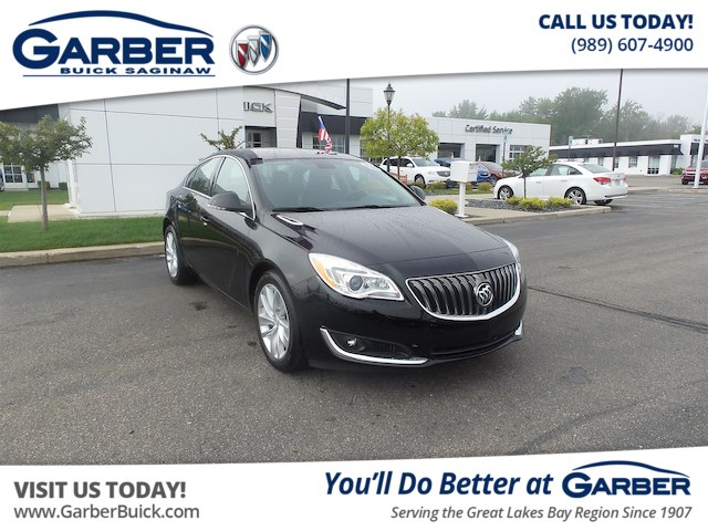 Photo Certified Pre-Owned 2016 Buick Regal Turbo Premium II With Navigation