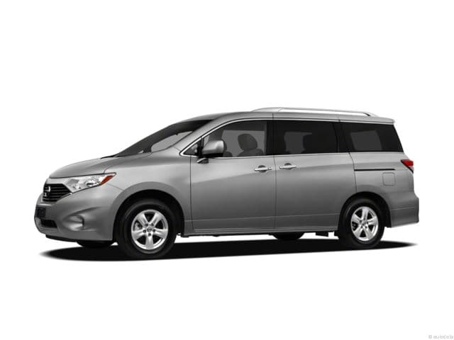 Photo Used 2012 Nissan Quest S CVT Van in Carson, CA